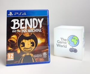Bendy And The Ink Machine - PlayStation 4 PS4 | TheGameWorld