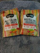 2Soft Australian Mixed Flavored Liquorice Quality Snacking Darrel Lea 7oz Candy