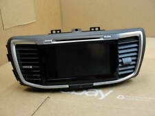 110988. Honda Accord Hybrid EX-L 2017 Radio CD Player Stereo OEM 39171-T3W-A71