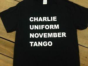 FUNNY T Shirt Funny T Shirt Retro Black T Fancydress Charlie Uniform T Shirts