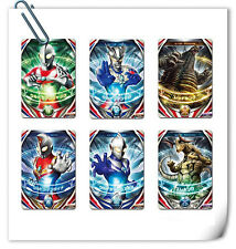 Ultraman ORB DX Ultra Fusion Card Hurricane Slash Set BANDAI