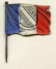 DRA039    DRAPEAU CHAMPAGNE   90X150 CM   NEUF AVEC  OEILLET  DE  FIXATION FLAG