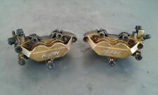 HONDA CBR 600 RR 2003 2004  FRONT BRAKE CALIPERS