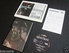 HUNTERS [SYFY] 2016 PROMO DVD