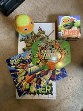 TMNT Kids Decorative Picture Room Bundle