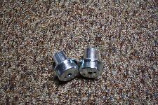 NOS HARLEY PANHEAD SHOVELHEAD FORK TUBE PLUGS 45776-49