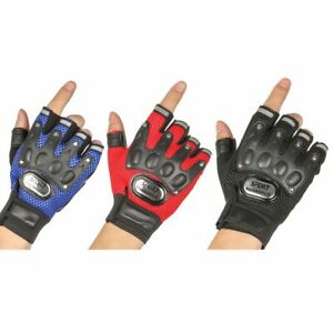 Hunting Cycling Half-finger Gloves Windproof Motorcycle Gloves Cycling Mittens