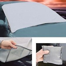 MAGNETIC CAR WINDSCREEN COVER FROST ICE SHIELD SNOW DUST PROTECTOR SUN SHADE