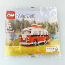 Lego CREATOR No 40079 Bausatz VW Bus T1 Camper ungebaut in OVP #610