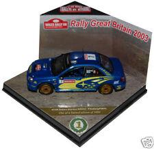 Vitesse 1/43 Subaru Impreza WRC Solberg 2003 Rally GB