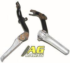 Piaggio NRG 50 MC3 2003 Left Right Alloy Footpegs Pegs