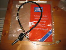 NEW CLUTCH CABLE - QCC1153 - FITS: FORD TRANSIT MK2 1.6 OHC (1978-86)
