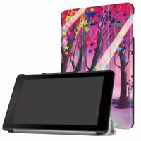 Slim Case for All-New Amazon Fire HD 8 Tablet (7th and 8th Gen, 2017 and 2018)