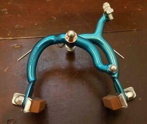 NOS  BMX DIA COMPE MX 1020 REAR CALIPER BRAKE BLUE 1983 MINT and NEW
