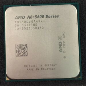 AMD A8-5600 Series AD560KW0A44HJ 3.60GHz CPU