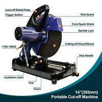 Kinswood 14 inch 15A Power Tools Multi-purpose Cut-off Chop Saw  Machine NEW