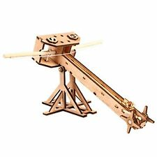 Young Modeler Wooden Model Kit_Education Series Ballista(YM405): hobby toy Game