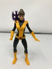 Kitty Pryde w/Lockheed -  Marvel Legends - Hasbro - Action Figure - Used