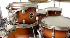 Crush Drums Limited Reserve Mahogany 4 Piece Drum Kit/Natural Burst/NEW!