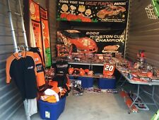 """MASSIVE LOT OF """"TONY STEWART #20 HOME DEPOT NASCAR"""" COLLECTION OVER 400 Items"""