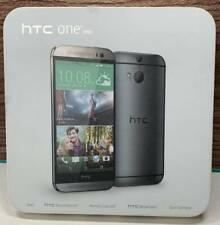 HTC One M8 Gunmetal Gray Sprint Unlocked T-Mobile AT&T 32GB original packaging