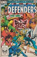Defenders Vol 1 #112 Marvel Comics 1982 FN/VF