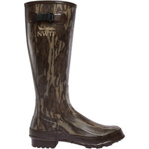 Lacrosse Grange Boots, NWTF Camo or Green, ankle fit, all sizes 150040, 322142