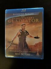 Russell Crow, Gladiator, Sapphire Series, Blu-ray, Lot H4.