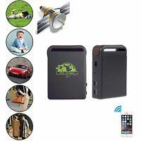 Neu GPS Tracker TK102B GSM GPRS SMS Überwachung Auto Ortung Diebstahlschutz PC