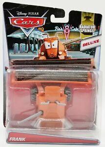 Disney Pixar Cars Deluxe Frank Car Radiator Springs 2014 Mattel NRFP