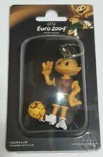 UEFA EURO 2004 PORTUGAL MASCOT KINAS OFFICIAL KEYCHAIN 2004