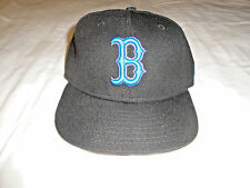 Boston Red Sox MLB Baseball Fitted Hat New Era 59Fifty 7 1/4 Teal & Purple