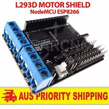 Motor Shield NodeMCU L293D ESP8266 H-Bridge 802.11 WiFi Arduino Raspberry Pi