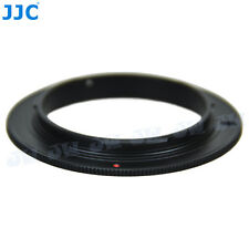 49mm Filter Thread Lens Reverse Ring Adapter for Olympus Leica 4/3 Mount Camera