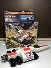 1978 Mattel Battlestar Galactica Colonial Scarab Vintage Model 2534 With Box
