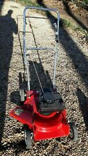 "1 Vintage Toro aluminum 21"" deck push Lawnmower 16575"