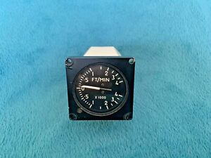 Lynx Helicopter, Smiths Vertical Speed Indicator, Type WL/106 RC/MS/2