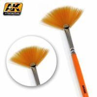 AK00580 - AK Interactive Brushes Weathering Brush Fan Shape