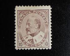 Canada stamp #93 mint OG F/VF