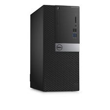 DELL OptiPlex 5040 MT Business PC i3-6100 4GB 500GB HDD DVD-RW Windows 10 Pro