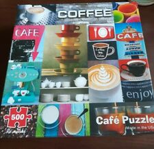Remarks COFFEE CAFE 500 Pc Puzzle