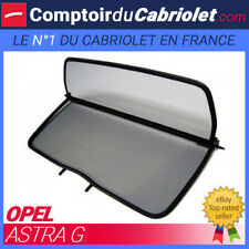 Filet anti-remous saute-vent, windschott Opel Astra G cabriolet - TUV