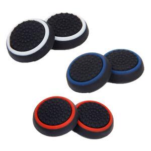 3 Paar Analogstick Kappen Joystick Silikon Aufsätze Schutzkappen Controller