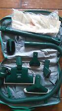 Vorwerk Repuestos vacío limpiador de alfombras VTF732 Y Bolsa De Polvo Pinceles