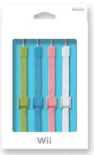 Official Nintendo Wii Remote Wrist Straps