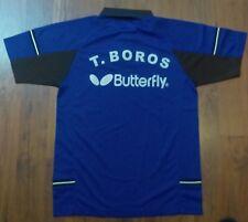 TAMARA BOROŠ Butterfly T-shirt Table Tennis Croatian Tennis Association ORIGINAL