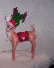"Annalee Christmas Swirl Reindeer 8/"" New 2019 460219"