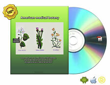 American medical botany Complete and its Vintage Herbs Collection Books On CD