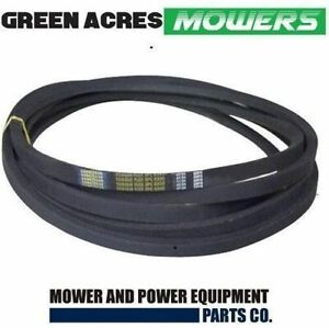 PRIMARY DRIVE BELT FITS SELECTED MTD MOWERS 954-04001 , 754-04001