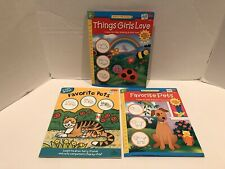 3 - Walter Foster Learn To Draw Instruction Booklets For Children (D3)
